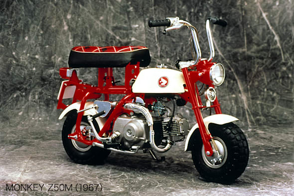 Honda MONKEY 50th Anniversary
