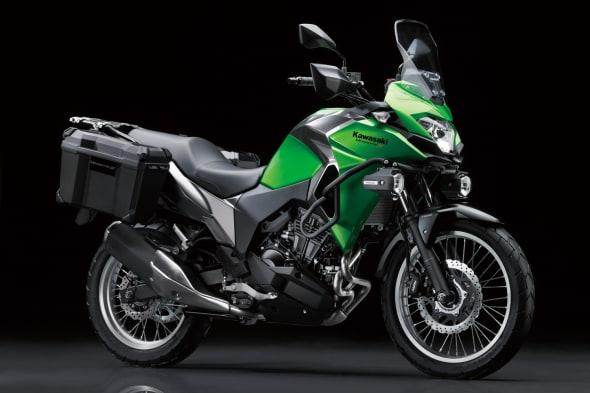 Kawasaki 2017 Versys X 250 Abs Versys X 250 Abs