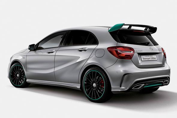 Mercedes-Benz A-Class special ver. Nov,2015