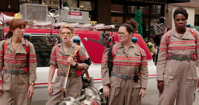 Ghostbusters sequel reportedly not happening due to $70 million loss