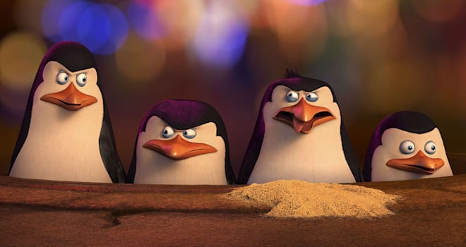 penguins of madagascar 2014