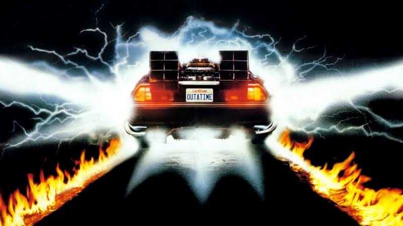 British DeLorean owner goes 88 mph, gets a speeding ticket