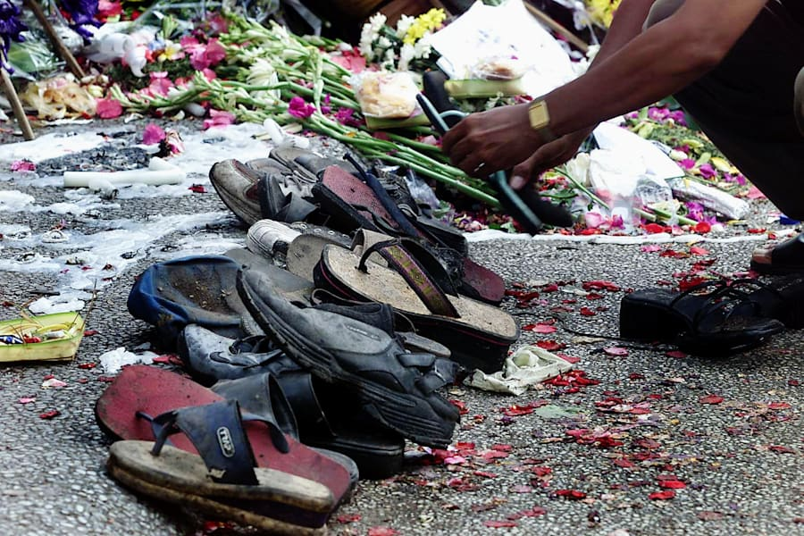 evaluation of bali bombings legal responses View and download bioterrorism essays examples also discover topics,  the bali bombings,  healthcare's top business issues and responses for 2005 a.