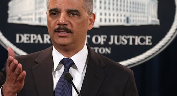 Attorney Gen. Holder Announces Toyota To Pay 1 Billion Dollar Settlement