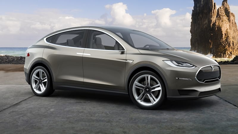 Tesla Model X is seriously fast and really expensive