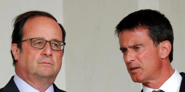 62% des Français veulent une confrontation Hollande-Valls — Primaire à gauche
