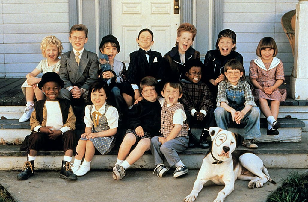 THE HE-MAN WOMEN HATERS CLUB THE LITTLE RASCALS (1994)