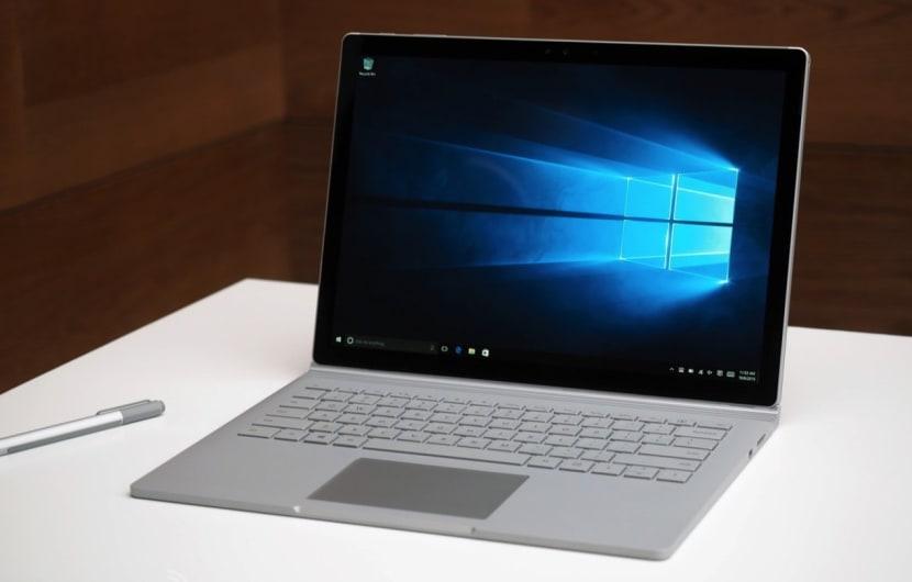 Windows-Laptop Surface Book