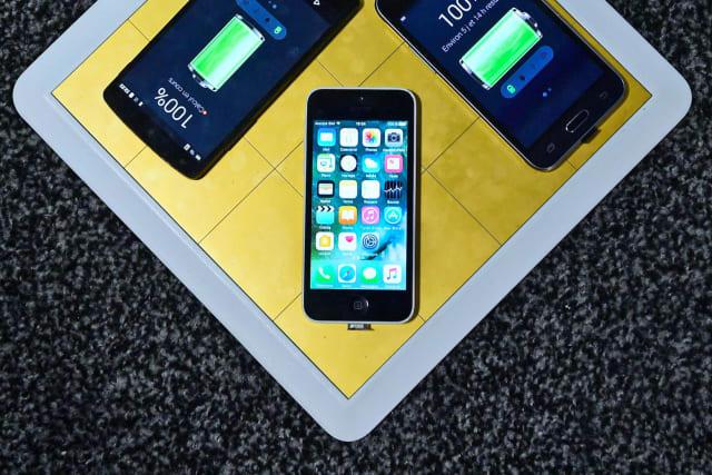 Apples großer Schritt zum drahtlosen Laden