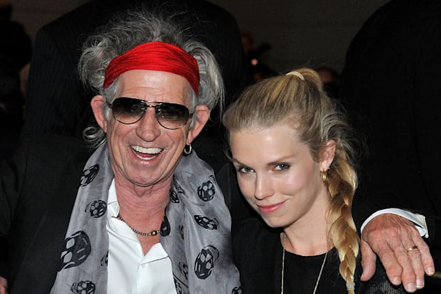 Rolling Stones' Keith Richards and daughter Theodora to pen children's book