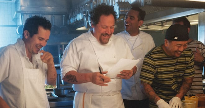 chef What to Watch This Week: Chef, The Vampire Diaries, In A World...