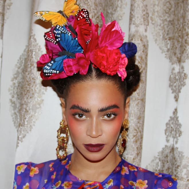 Beyonce Beauty Looks