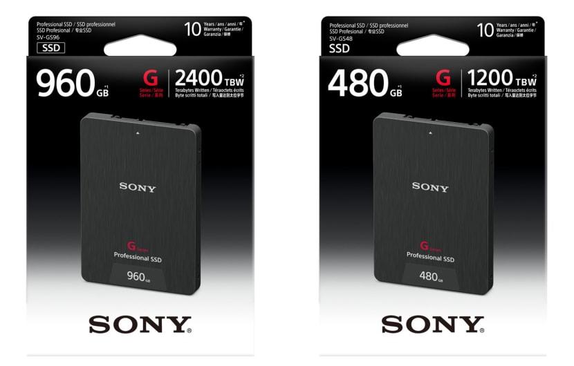 Sonys neue SSDs widerstehen 4K-Aufnahme-Folter