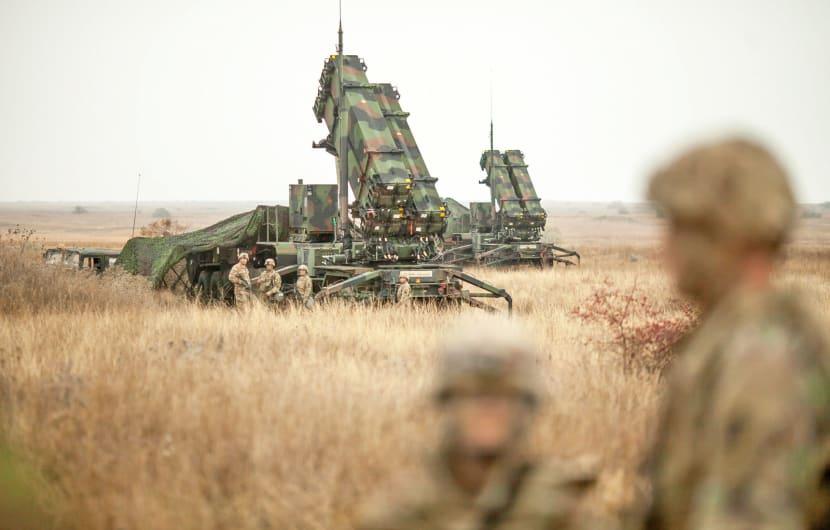 Kostspielige Kriegsführung: Patriot-Rakete gegen Drohne