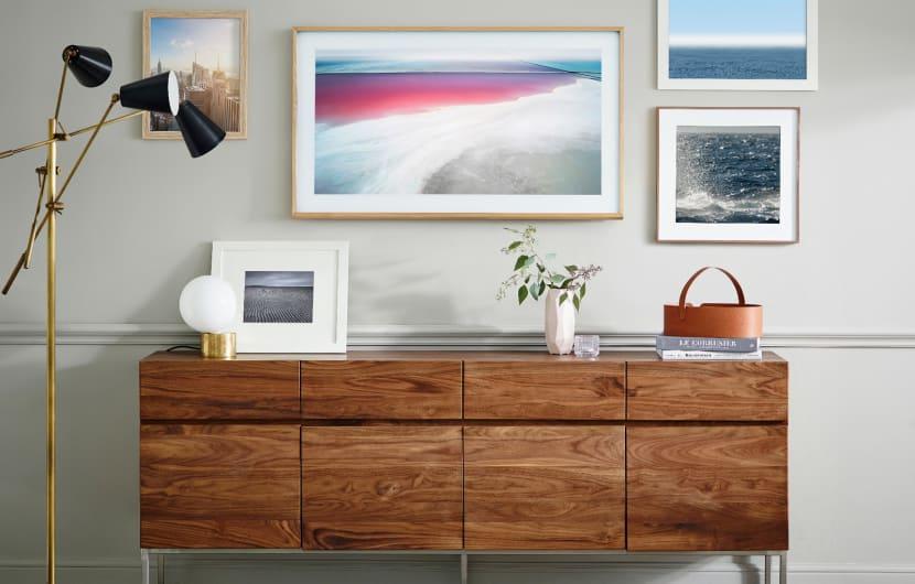 The Frame: Samsungs neuer Fernseher ist auch ein Bild