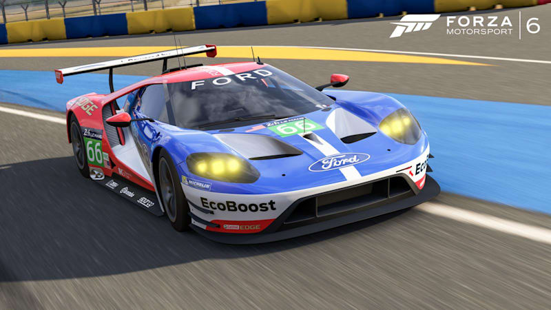 How a fast lap in Forza 6 could earn you a trip to Le Mans