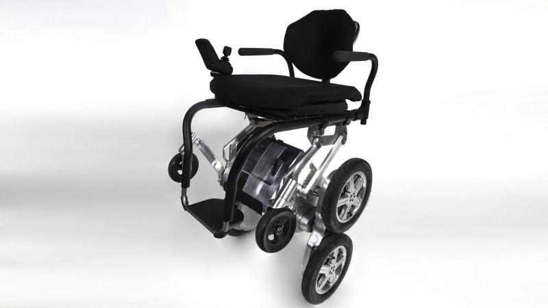 Toyota and Dean Kamen relaunch iBOT balancing wheelchair