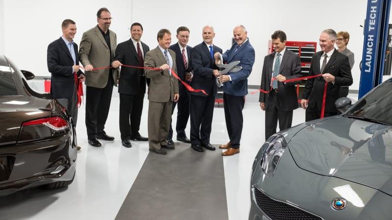 Recharge Wrap-up: Tesla battery swap patent drawings, Karma opens Michigan Tech Center