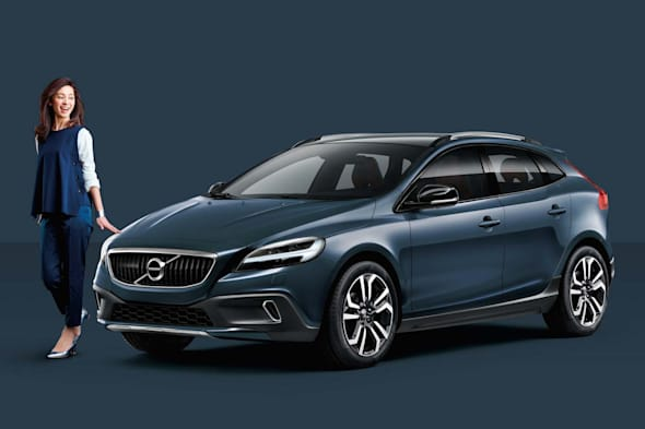 VOLVO V40 Cross Country INATOMO SELECTION