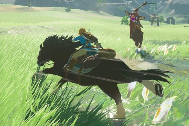 Nintendos Switch kann Zelda nicht mit 1080p darstellen