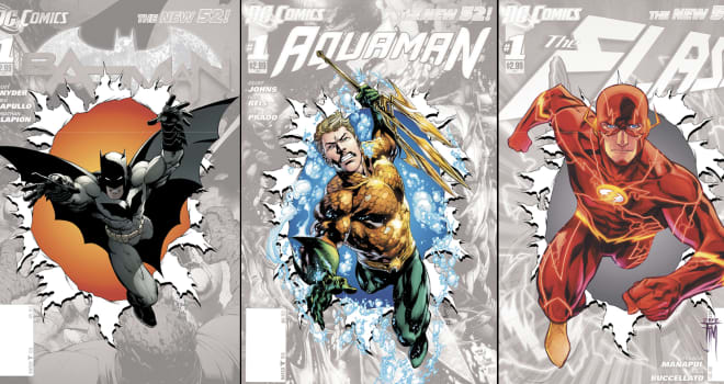 dc entertainment aquaman