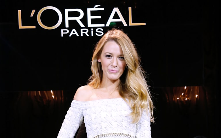 Blake Lively to be the new face of L'Oréal Paris!