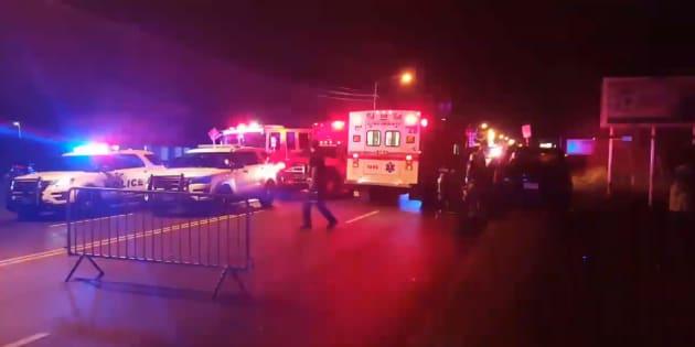 Fusillade dans une boîte de nuit à Cincinnati, un mort