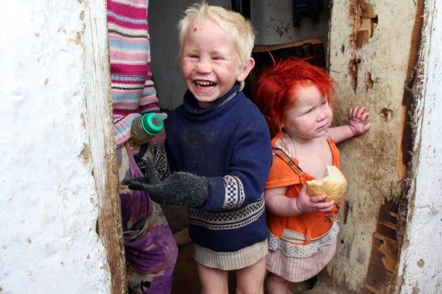 BULGARIA-GREECE-CRIME-CHILDREN-ROMA