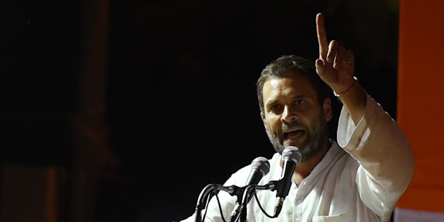 Modi likes peeping in bathrooms, searching Google: Rahul