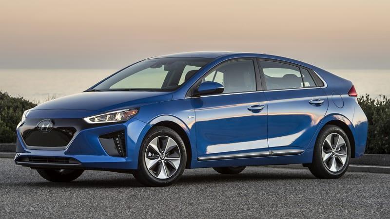 photo image Hyundai announces pricing for Ioniq Electric subscription service