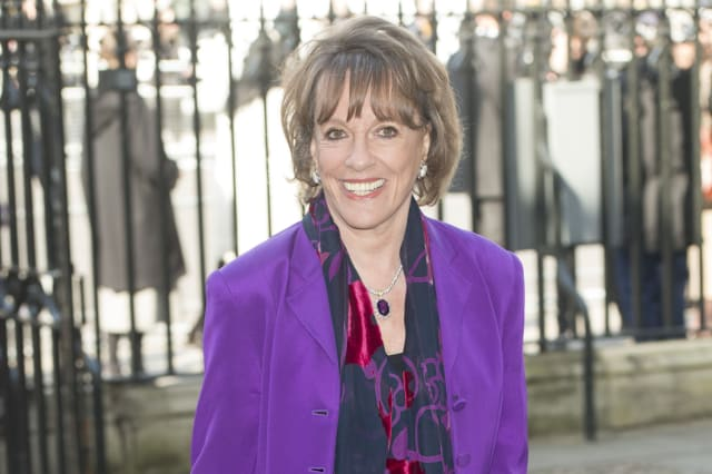 Esther Rantzen attacks shared school toilets plan
