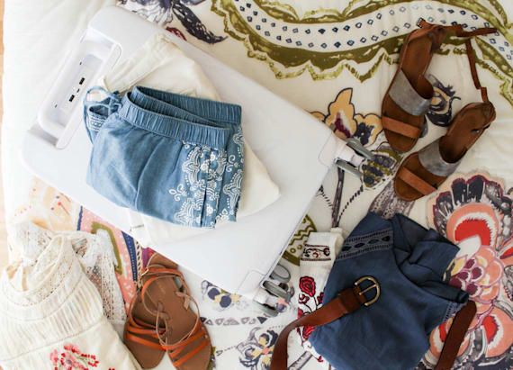 Your 5-step guide to packing perfectly every time