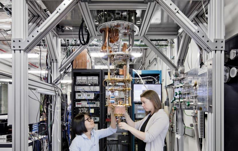 IBM will den ersten universellen Cloud-Quantencomputer bauen