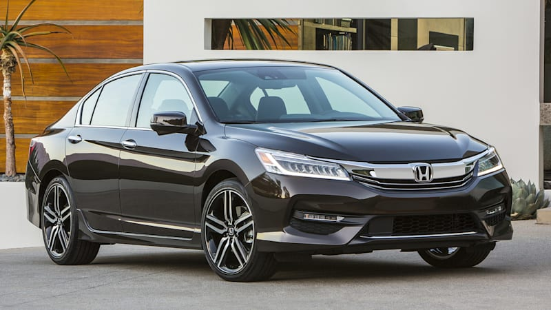 2016 Honda Accord refresh adds Apple CarPlay, Android Auto
