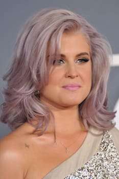 LOS ANGELES, CA - FEBRUARY 12, 2012: Kelly Osbourne at the 54th Annual Grammy Awards at the Staples Centre, Los Angeles. Februar