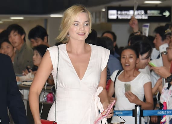 Steal Margot Robbie's super wearable white dress