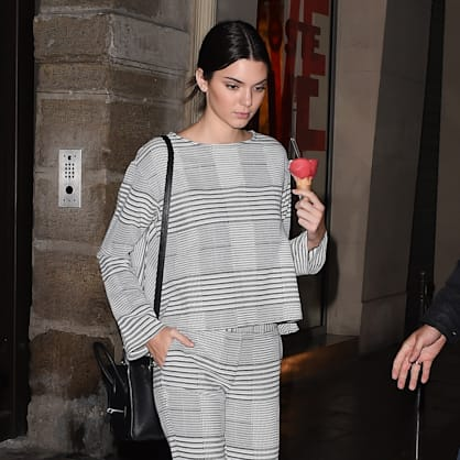 Top 9 at 9: Kendall Jenner reveals Fashion Month diet, plus more news