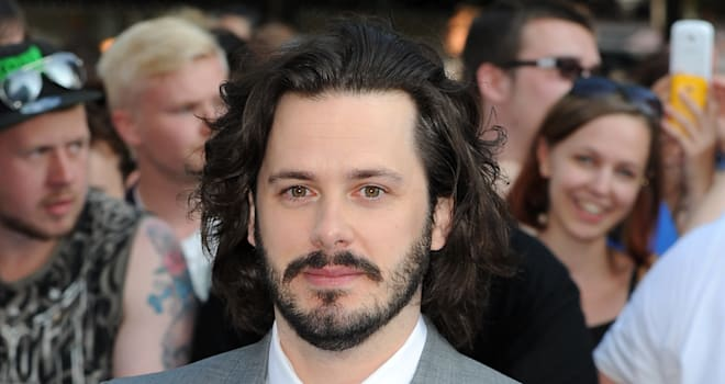 Edgar Wright at 'The World's End' Premiere in London on July 10, 2013