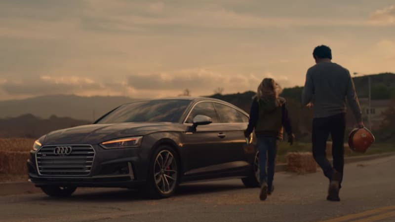 audi s super bowl commercial hopes for a more equal future world. Cars Review. Best American Auto & Cars Review