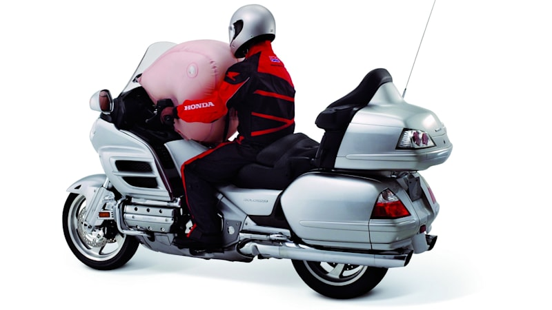 honda goldwing airbag recall spreads takata mess to motorcycles   autoblog