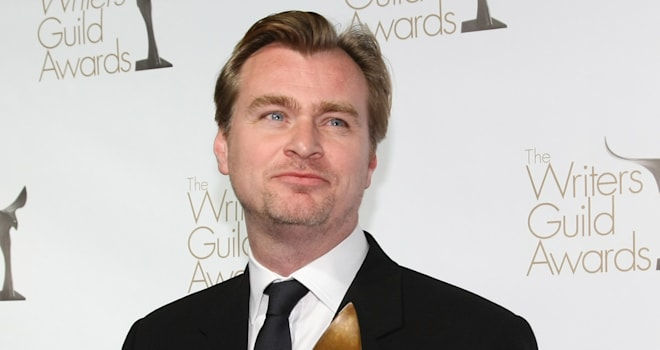 Christopher Nolan at the 2011 Writers Guild Awards