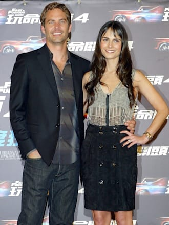 Paul Walker And Jordana Brewster Promote 'Fast & Furious' In Taiwan