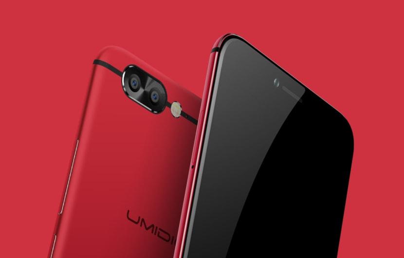 Umidigi Z1 und Z1 Pro: Ultraschlank trotz satter Batterie