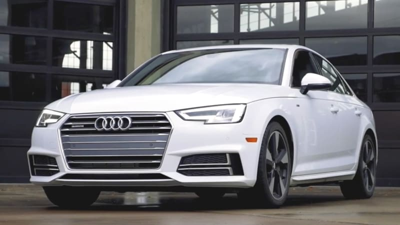 Meet the first of four Audi A4s coming to our long-term fleet
