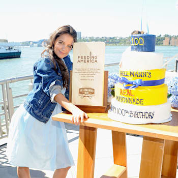 Hellmann's 100th Birthday Event