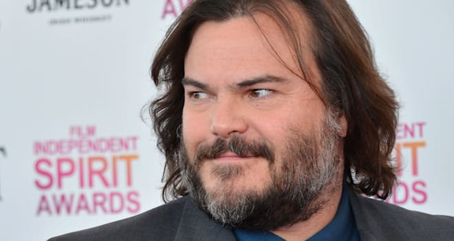 Jack Black at the 2013 Film Independent Spirit Awards