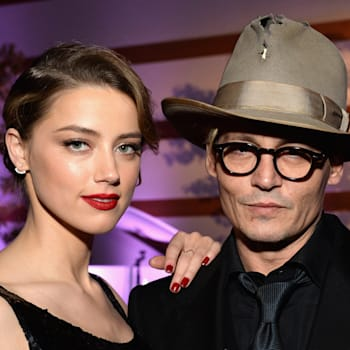 Johnny Depp and Amber Heard Engaged