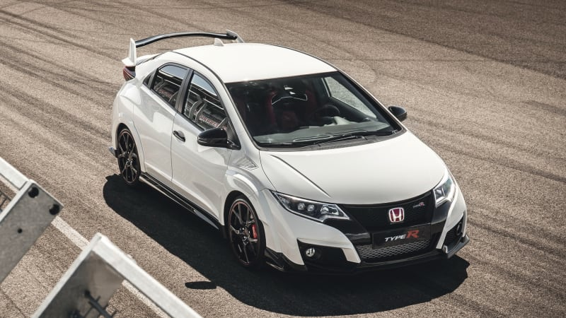 Honda CEO carless, waiting on Civic Type R