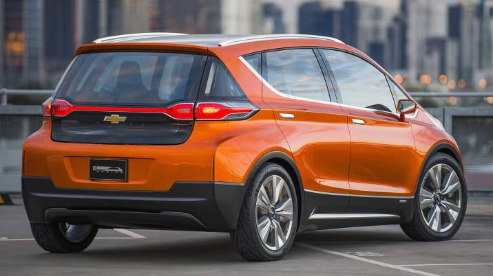 Chevy Bolt EV Concept