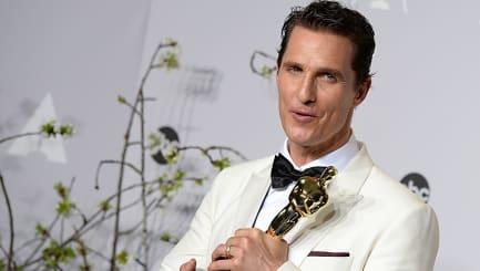 Matthew McConaughey will nächsten Oscar